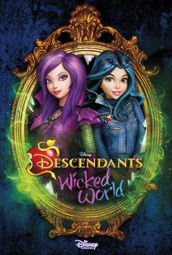 Descendants Wicked World Poster