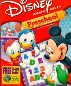 Mickey mouse preschool