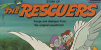 The Rescuers (soundtrack)