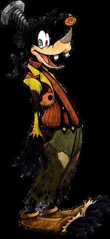 File:Goofy (Frankenstein Form) (Art).png