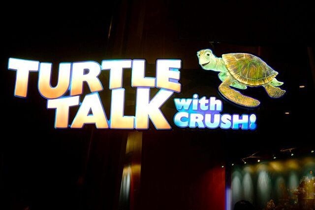 File:Turtle Talk with Crush at Disney California Adventure Park.jpg