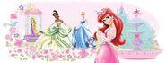 Disney Princess Metalic 1