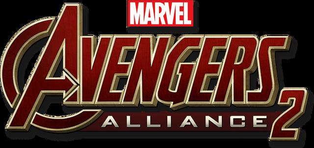 File:Avengers Aliance 2 Logo.png