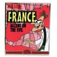 France Pin