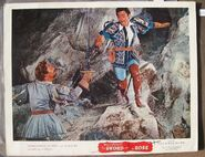 The sword and the rose 1953 lobby card