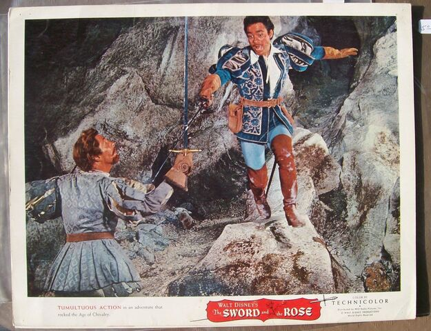 File:The sword and the rose 1953 lobby card.jpg