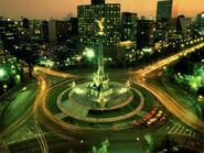 IndependenceMonument in Mexico