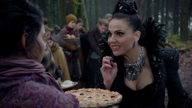 File:Once Upon a Time - 5x12 - Souls of the Departed - Regina Eating Pie.jpeg