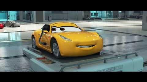 CARS 3 My Senior Project Official Disney UK