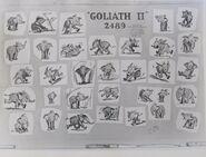 Goliath II model