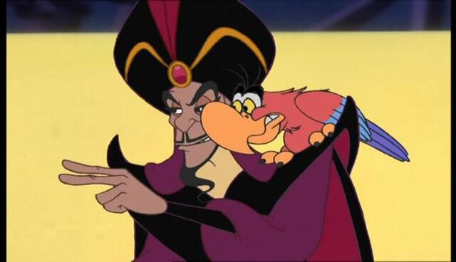 File:Jafar&Iago-House of Villains15.jpg