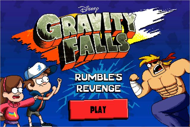 File:Rumble's Revenge Start Screen.png