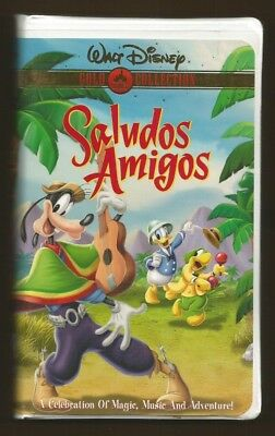 File:SaludosAmigos GoldCollection VHS.jpg