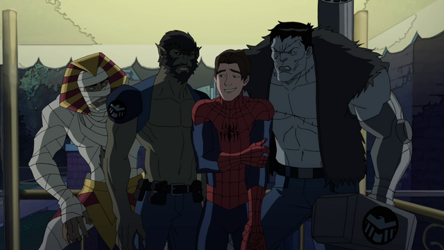 File:The Howling Commandos & Spider-Man USM 4.png