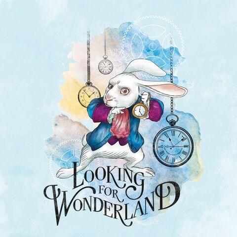 File:Running white rabbit.jpg