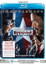 Civil War Target Exclusive BD