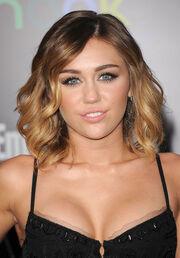 Miley Cyrus at Kids' Inaugural 2-recropped