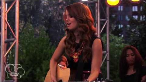 "Jessie - Debby Ryan performs ""Best Year"" - Song"
