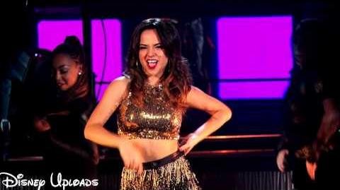 "Becky G ""Can't Stop Dancing"" Austin & Ally Sounds of Summer"