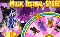 BannerSpinner - MusicFestival