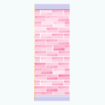 PinkDay - Pink Marbled Tile
