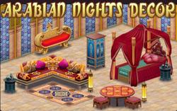BannerDecor - ArabianNights
