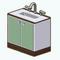 AtomicKitchenDecor - Atomic Sink