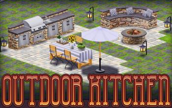 Outdoor Kitchen Decor outdoor kitchen decor collection | disney city girl wiki | fandom