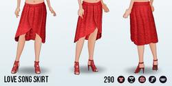 LoveSong - Love Song Skirt