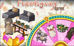 BannerSpinner - Friendsgiving