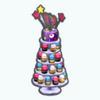 PartySpreeSpin - Cupcake Tower
