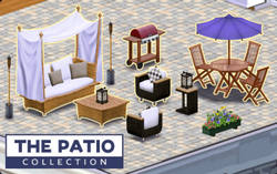 BannerDecor - Patio