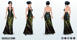MermaidClothing - Rachelle Gown