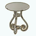 FrenchProvincialDecor - French Bistro Table