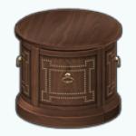 AmericanColonialDecor - Round Side Table