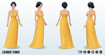 IndieFilmFestival - Cannery Gown