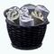 BathroomRemodelDecor - Basket of Towels