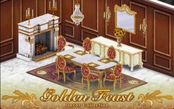 BannerDecor - GoldenFeast
