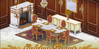Golden Feast Decor Collection