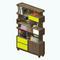 OfficePlaceDecor - Creativity Calls Bookshelf