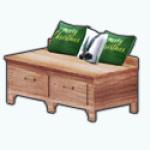 NightBeforeChristmasSpin - Dressing Bench