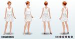 OrigamiFestival - Kirigami Dress