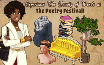 BannerCrafting - PoetryFestival