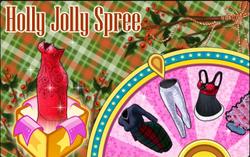 BannerSpinner - HollyJolly
