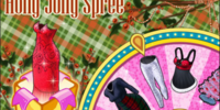 Holly Jolly Spree Spinner