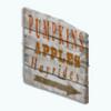 HarvestSpin - Hayride Sign
