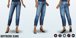 ShabbyChicSpin - Boyfriend Jeans