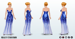 CookingContest - Reality Star Gown
