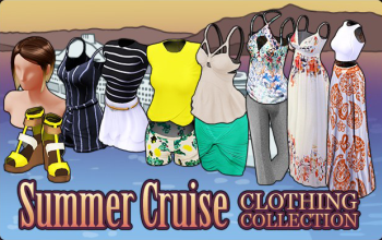 BannerCollection - SummerCruiseClothing