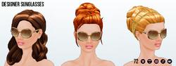 LuxeLifeSpreeSpin - Designer Sunglasses